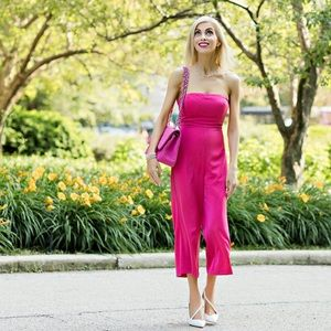 Other - Hot pink jumpsuit